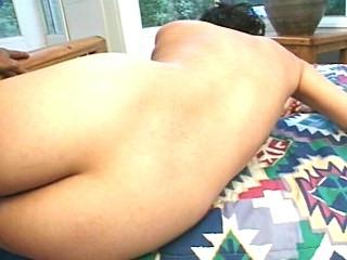 Preggo exotic beauty wakes up
