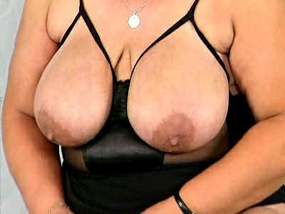 Huge large plump slut rubbing