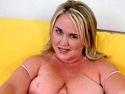 Bbw blonde plumper Raylee sex